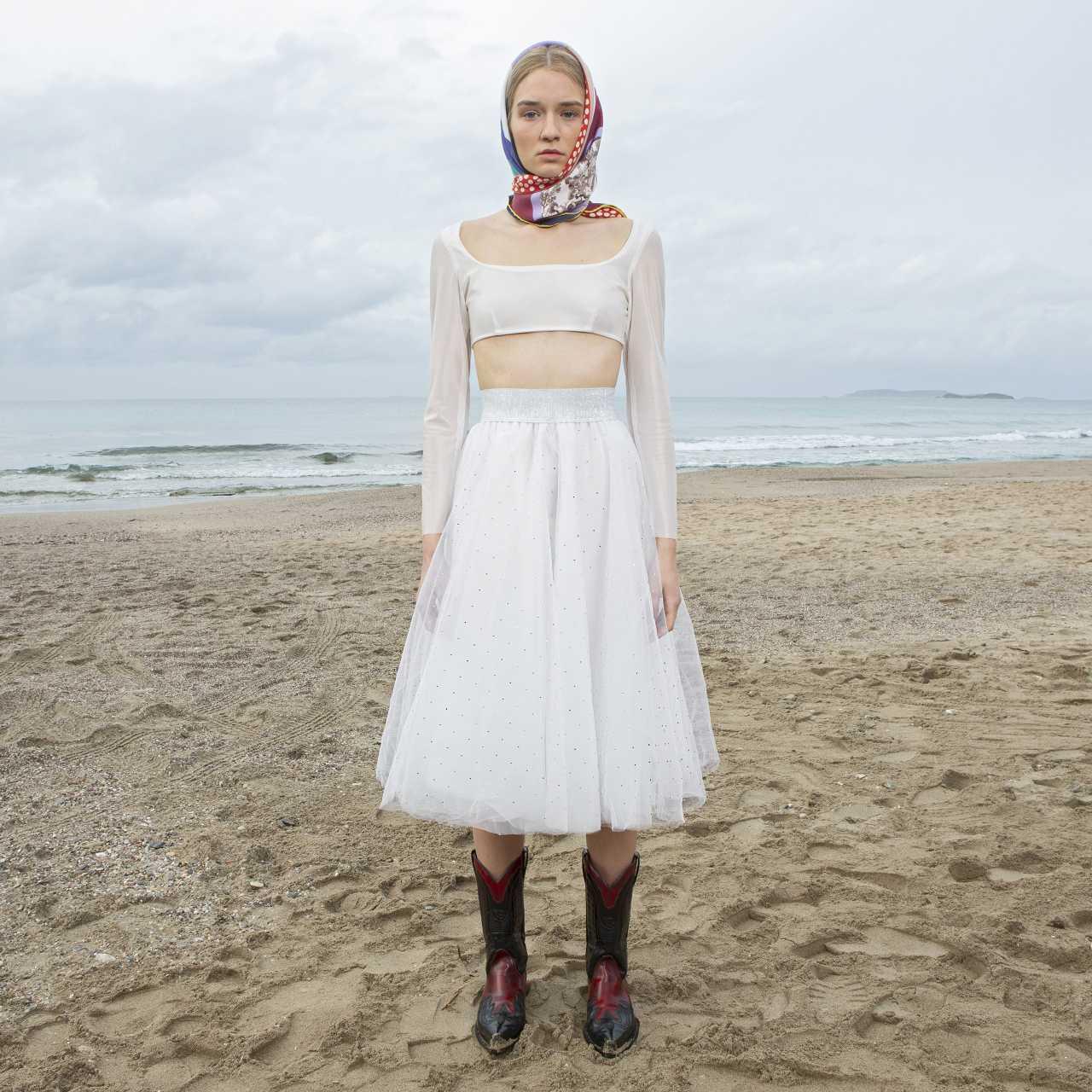 4decadf22a5 Η ultimate συλλογή Τούλινη Φούστα για Άνοιξη Καλοκαίρι 2019 από την ...