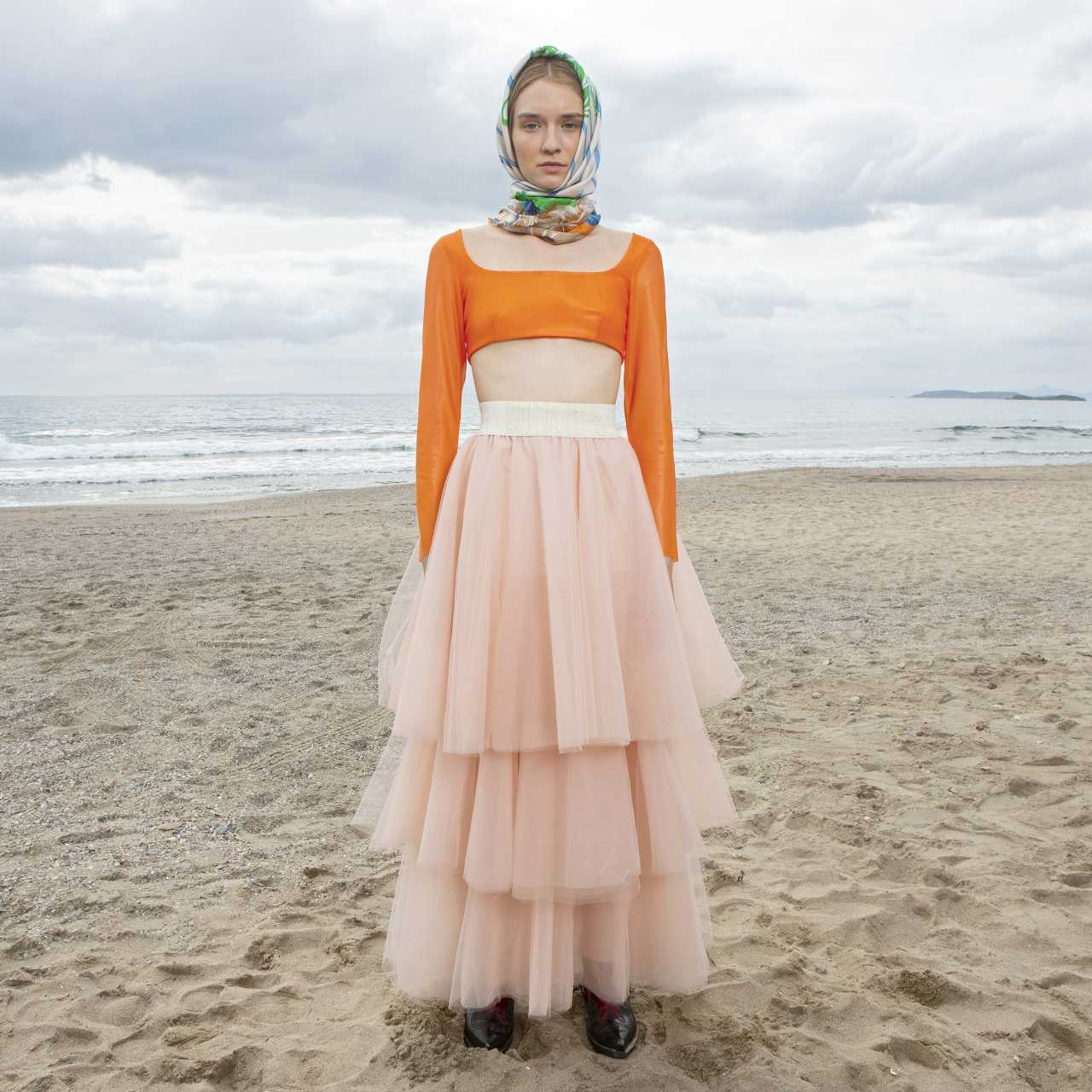 Product preview: Tulle Tutu Skirt Maxi Light Coral