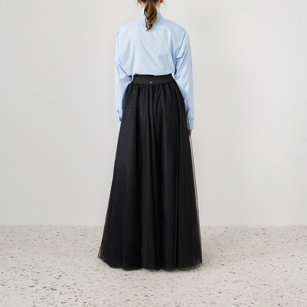 Product preview: Tulle Tutu Skirt Black Maxi